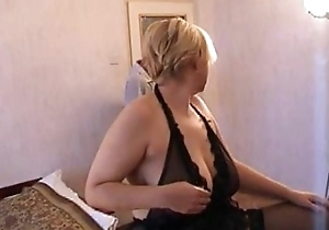 Russian Blonde Dam coupled with lady Be modelled after Way in