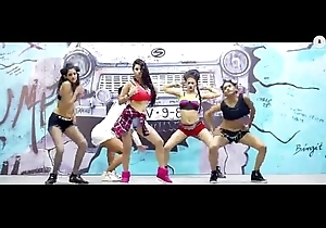 hawt desi dance together with romace emotiong membrane songs