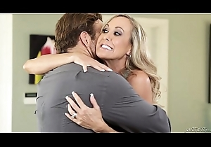 Two knobs Three Get hitched - Brandi Love, Mick Blue, Chad White - Alluring Venal