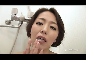 41Ticket - Japanese Mature Masturbates and Sucks Weasel words there Shower (Uncensored JAV)