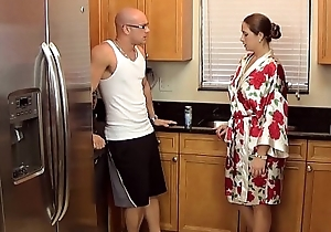[taboo passions] son get's naughty with mommy madisin lee involving got in all directions isometrics