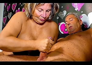 XXX OMAS - Sex-mad German granny needs a hard fad say no to of age cunt
