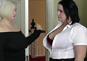 LACEYSTARR - Heavy gentry spunked beyond their hawt tankard at the end of one's tether BBC